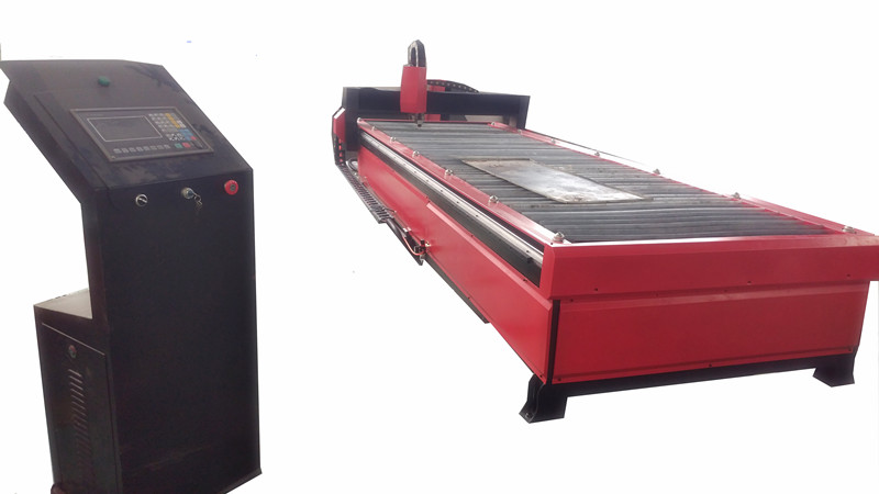 China CNC Plasma Cutting Machine/ CNC Plasma cutter for big size Iron sheet