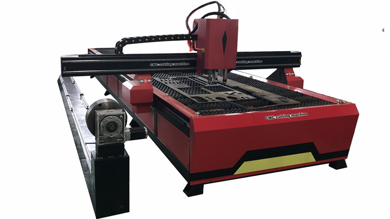 China Metal sheet and pipe Plasma Cutting Machine/Plasma cutter with cost price