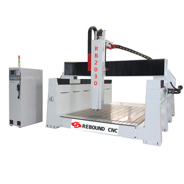 2030 3D CNC drilling router machine for polyfoam /EPS/wood mould
