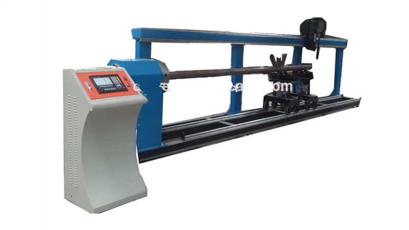 Steel/Iron pipe CNC plasma cutter/plasma cutting machine
