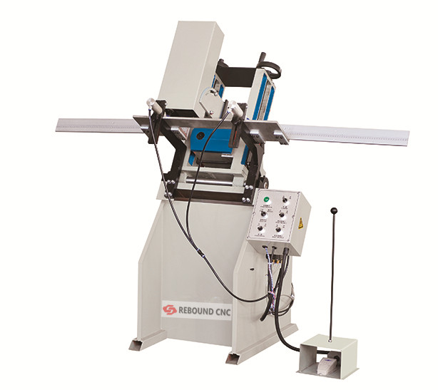 Double-axis PVC Milling Machine