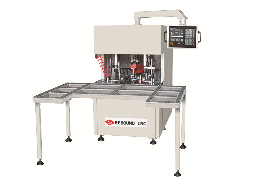 CNC PVC Corner Cleaning Machine