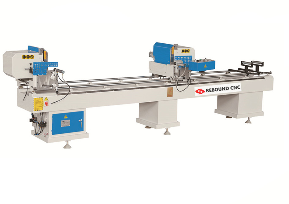 Double Mitre PVC Cutting Saw
